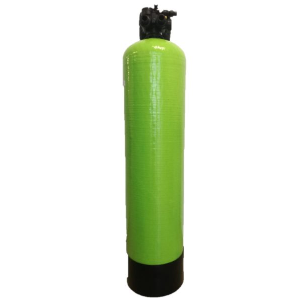 Filtru apa automat cu zeolit Clack SUA TC 80, Debit 4.7 mc/h, Capacitate filtrare 120.000 litri, Cartus din Rasina  - AquaFilters.ro