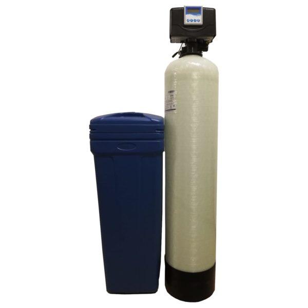 Dedurizator Simplex Aqua 35-E14M, Debit 2.1 mc/h, Capacitate filtrare 75.000 litri, Cartus din Rasina Cationica - AquaFilters.ro