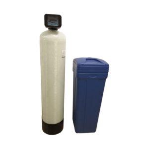 Dedurizator Simplex Aqua 40-S10C, Debit 2.4 mc/h, Capacitate filtrare 85.000 litri, Cartus din Rasina Cationica - AquaFilters.ro