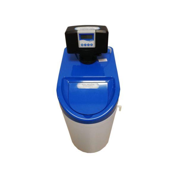 Dedurizator Compact Midi 15-E14M, Debit 0.9 mc/h, Capacitate filtrare 24.000 litri, Cartus din Rasina Cationica - AquaFilters.ro