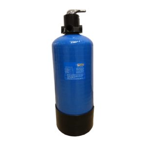 Filtru apa automat cu zeolit Aqua VM 15-DN32, Debit 1.35 mc/h, Capacitate filtrare 25.000 litri, Cartus din Rasina  - AquaFilters.ro