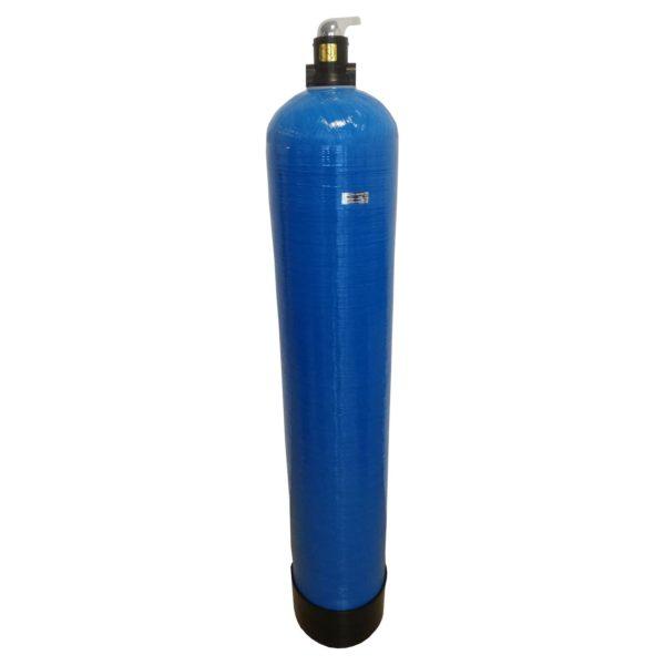 Filtru apa automat cu zeolit Aqua VM 45-DN 25, Debit 3.15 mc/h, Capacitate filtrare 60.000 litri, Cartus din Rasina  - AquaFilters.ro