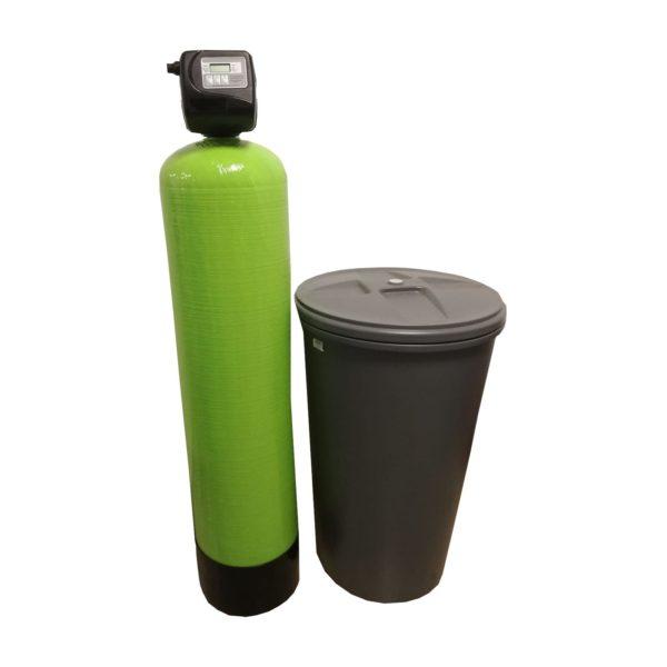 Dedurizator Simplex Aqua 60-Clack SUA-TCD, Debit 3.6 mc/h, Capacitate filtrare 185.000 litri, Cartus din Rasina Cationica - AquaFilters.ro