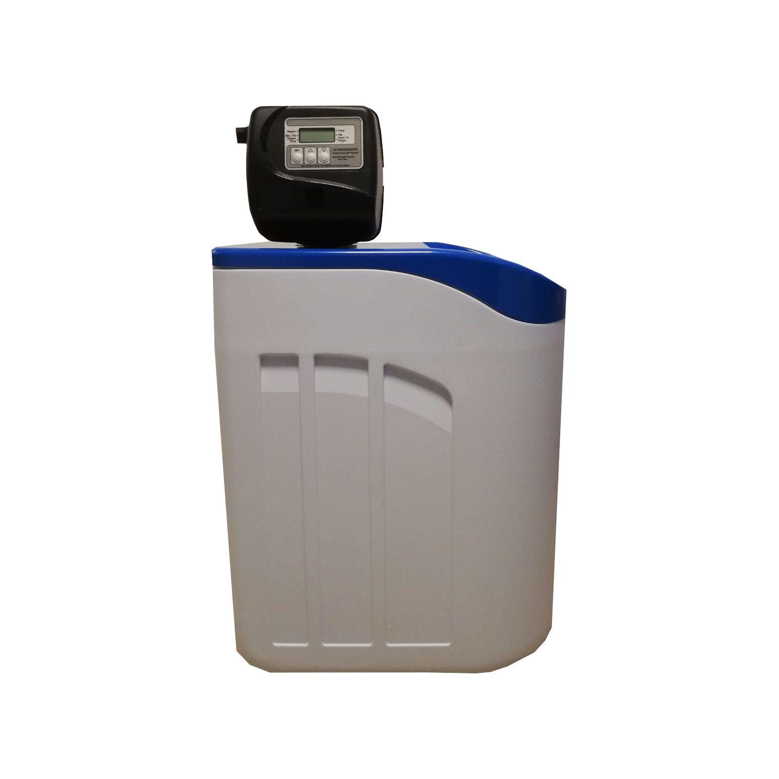 Dedurizator Compact Midi 20-Clack SUA-TCD, Debit 1.2 mc/h, Capacitate filtrare 45.000 litri, Cartus din Rasina Cationica - AquaFilters.ro