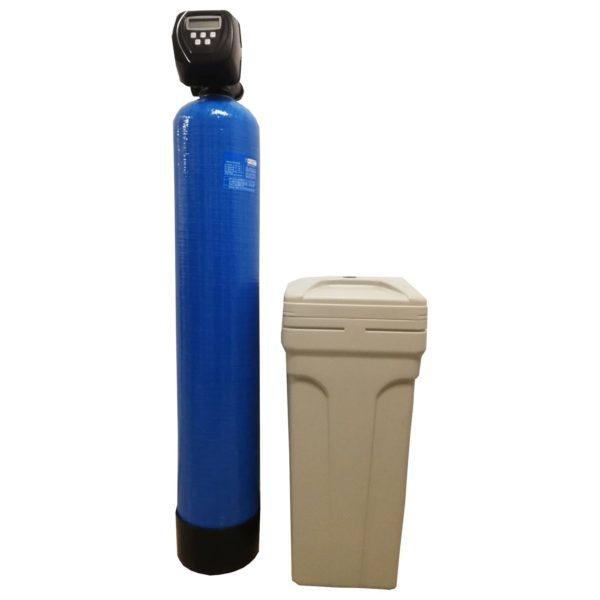 Dedurizator Simplex Aqua 45-Clack SUA-CI, Debit 2.7 mc/h, Capacitate filtrare 100.000 litri, Cartus din Rasina Cationica - AquaFilters.ro