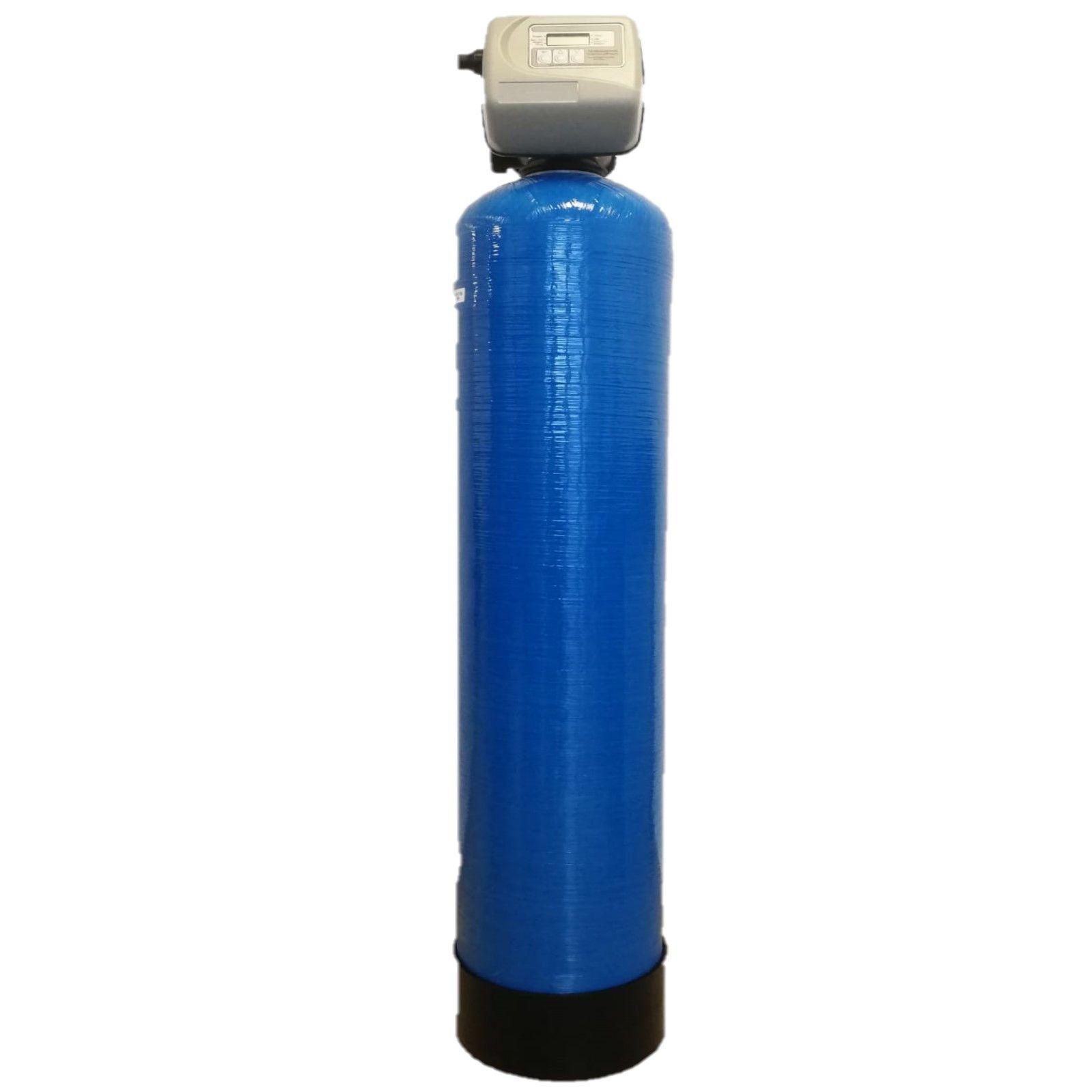 Filtru apa automat cu zeolit Clack SUA TC 45, Debit 3.15 mc/h, Capacitate filtrare 60.000 litri, Cartus din Rasina  - AquaFilters.ro