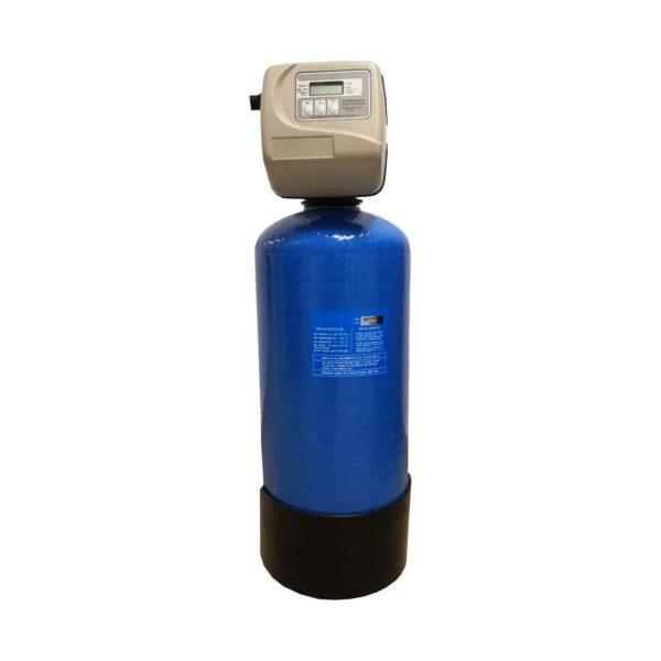 Filtru apa automat cu zeolit Clack SUA TC 15, Debit 1.35 mc/h, Capacitate filtrare 25.000 litri, Cartus din Rasina  - AquaFilters.ro