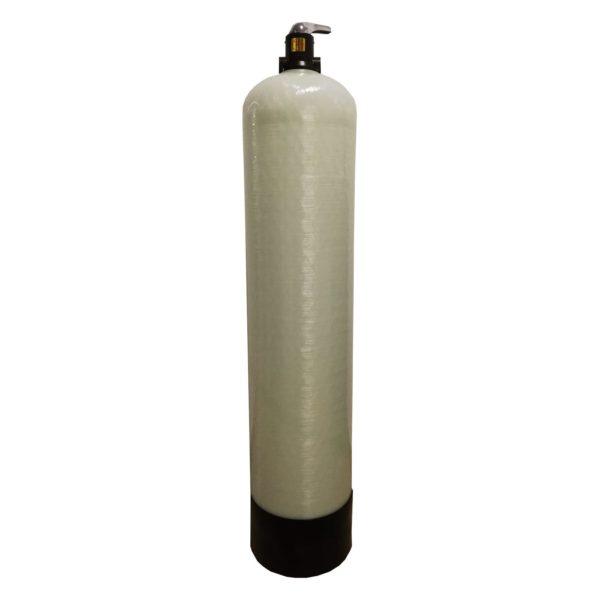 Filtru apa automat cu zeolit Aqua VM 35-DN 25, Debit 2.45 mc/h, Capacitate filtrare 50.000 litri, Cartus din Rasina  - AquaFilters.ro