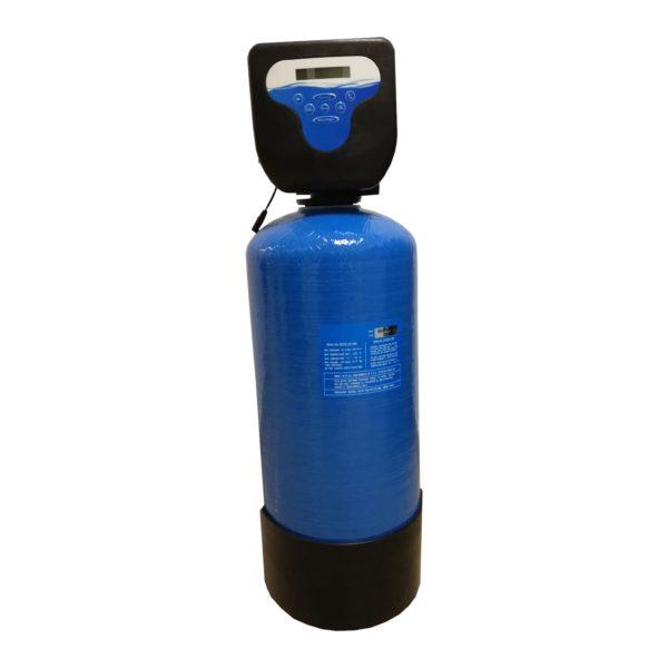 Filtru apa automat cu carbon activ Aqua AG+DM 15, Debit 0.5 mc/h, Capacitate filtrare 13.000 litri, Cartus din Carbune activ - AquaFilters.ro