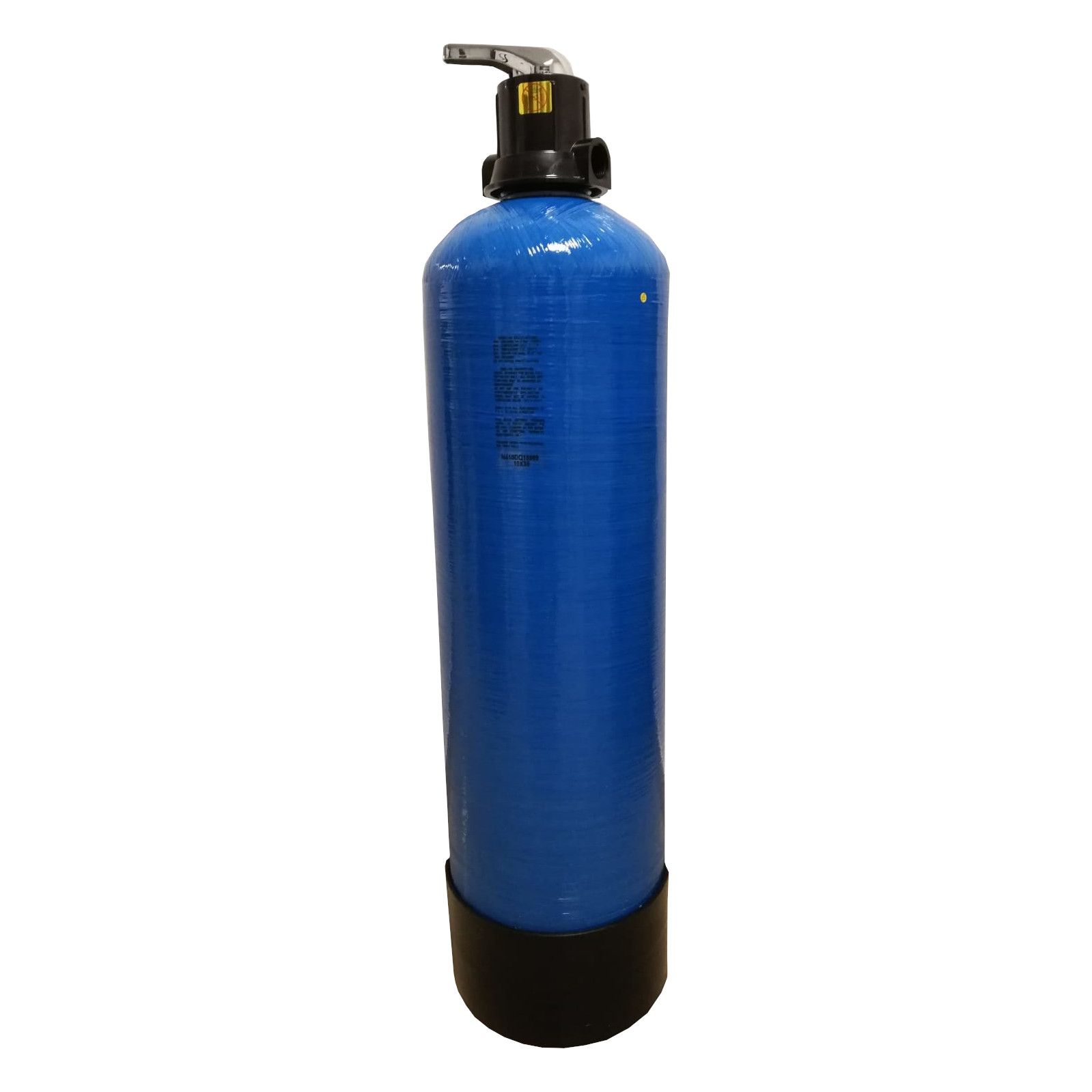 Filtru apa automat cu zeolit Aqua VM 25-DN32, Debit 2.0 mc/h, Capacitate filtrare 40.000 litri, Cartus din Rasina  - AquaFilters.ro