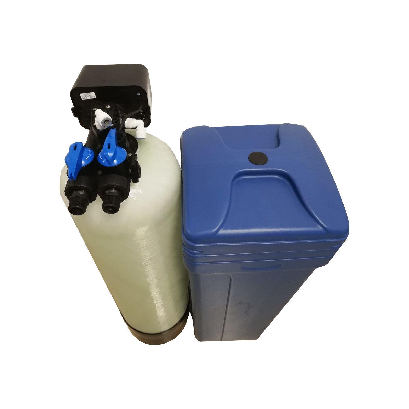 Dedurizator Simplex Aqua 30-S10C, Debit 1.8 mc/h, Capacitate filtrare 320.000 litri, Cartus din Rasina Cationica - AquaFilters.ro