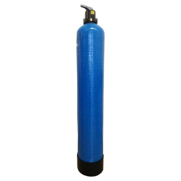 Filtru apa automat cu zeolit Aqua VM 45-DN32, Debit 3.15 mc/h, Capacitate filtrare 60.000 litri, Cartus din Rasina  - AquaFilters.ro
