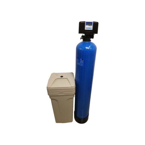 Dedurizator Simplex Aqua 50-E14M, Debit 3.0 mc/h, Capacitate filtrare 130.000 litri, Cartus din Rasina Cationica - AquaFilters.ro