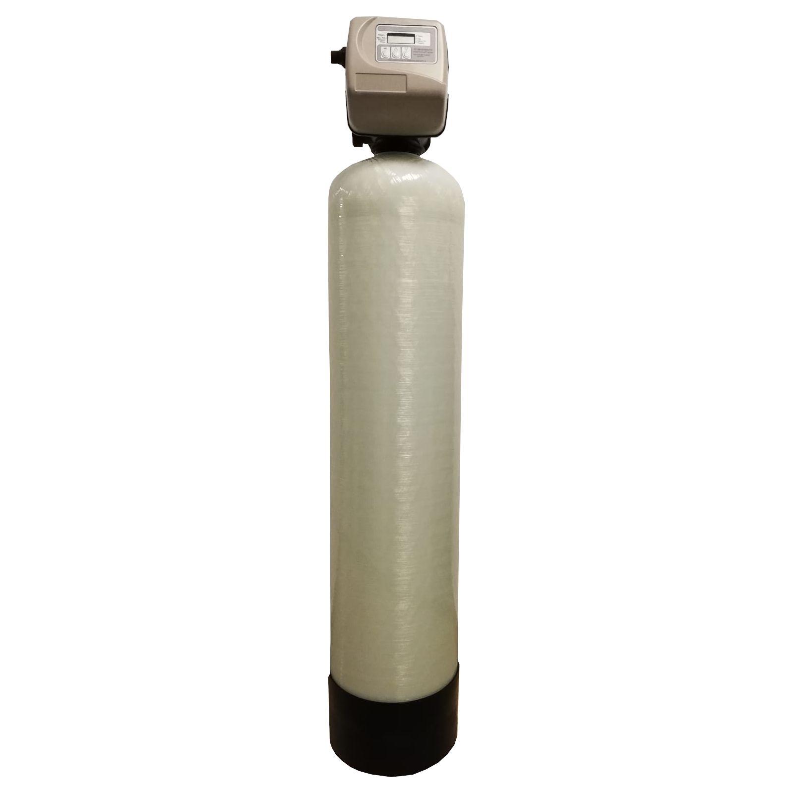 Filtru apa automat Aqua AG+Clack SUA TC 40, Debit 1.25 mc/h, Capacitate filtrare 26.000 litri, Cartus din Rasina  - AquaFilters.ro