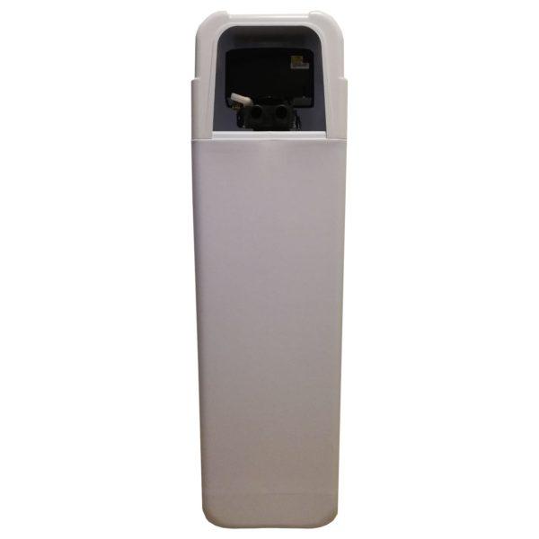 Dedurizator Compact Aqua Maxy 25-E14M, Debit 1.5 mc/h, Capacitate filtrare 50.000 litri, Cartus din Rasina Cationica - AquaFilters.ro