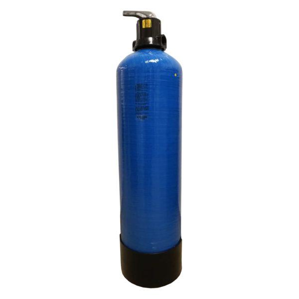 Filtru apa automat cu zeolit Aqua VM 25-DN 25, Debit 2.0 mc/h, Capacitate filtrare 40.000 litri, Cartus din Rasina  - AquaFilters.ro